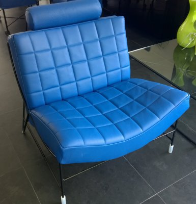 Herstoffering Leolux Volare fauteuil