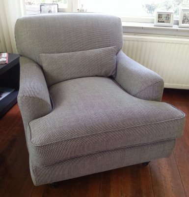 Herstoffering Bench fauteuil